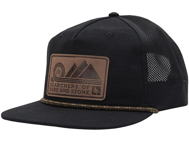 Hippy Tree Summit Hat Men black